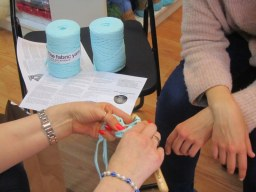 Nuestras últimas Knitting Parties