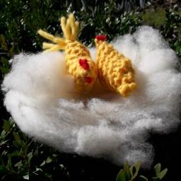 Pollitos de Pasqua DIY