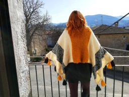 The Killim Blanket y Knitting Party